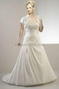 bolero jacket option Bridal Party Dresses 69494b87c58e