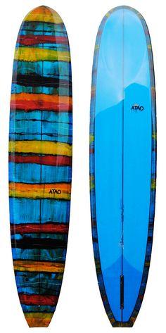ATAO Surfboards longboard noserider #surf #surfing #surfboard