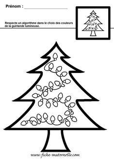Exercices de mathématiques pour maternelle : moyenne sectionS et grande section Preschool Kindergarten, Projects To Try, Clip Art, Christmas, Kids, Index Cards, Navidad, Diy Christmas Easy, Toddlers