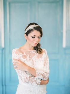 beautiful dress details ... photographed by Sandra Marusic