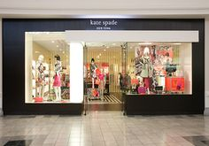 Kate Spade is another of the great shops in the Premium Outlets!