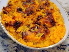 Mashed Yams, Mashed Sweet Potatoes, Creamy Mushrooms, Stuffed Mushrooms, Yam Casserole, Sweet Potato Hash Browns, Delicious Deserts, Menu Planning, Brown Sugar
