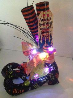 Les 25 meilleures id es de la cat gorie chaussures de sorci re sur pinterest costume de - Le jeux de la sorciere qui fait peur ...