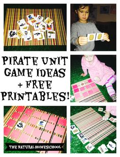 Here, we have 5 really easy, fun and educational games that you can play with your little ones using these FREE printable cards in this post.