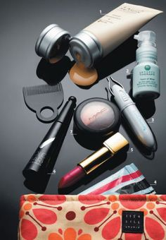 Beauty 101 - Back to School Beauty Tips