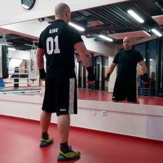 Osobný tréner boxu Marian Malik «