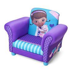 Delta Children's Products Disney Doc McStuffins Kids Club Chair