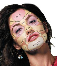 Choroby wypisane na twarzy Halloween Face Makeup, Hair Beauty, Health, Aesthetics, Summer, Salud, Summer Time, Health Care, Verano
