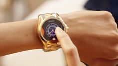 Taylor Hill   Michael Kors Access Smartwatch