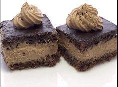 Bolo-Mousse de Chocolate