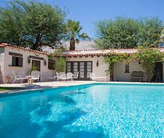 Celebrity Homes You Can Rent: Bing Crosby: Palm Springs, CA