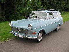 Opel Rekord Caravan 1700
