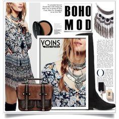 Yoins I/5 by ewa-naukowicz-wojcik on Polyvore featuring moda, Bobbi Brown Cosmetics, yoins, yoinscollection and loveyoins
