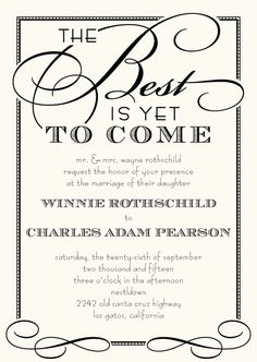 Byob Wedding Invitation Wording Wedding Gallery