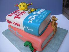 Children's Book Cake | Alliance Bakery | Flickr