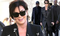 Kris Jenner dons sexy thigh high boots to celebrate her brithday