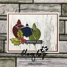 Scrapbook toujours Stampin Up Christmas, Blog, Paper, Cards, Painting, Christmas Ideas, Decor, Happy Holidays, Marker