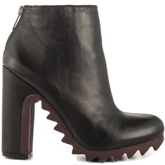 Kensley - Black Leather by Circus by Sam Edelman