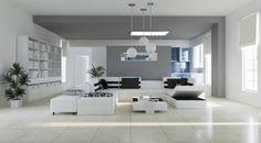 Znalezione obrazy dla zapytania minimalistyczny salon