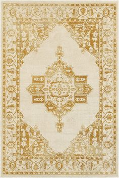 Jayden is a machine woven collection made the USA of textured polypropylene and lustrous nylon in simplified traditional looks. The two color patterns showcase shades of dusty teal, soft gold and warm spice. Gold Rug, Oriental Pattern, Vintage Wool, Rugs Online, Colorful Rugs, Color Patterns, Bohemian Rug, Area Rugs, Room Rugs