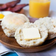 Buttermilk Biscuits Recipe at Epicurious.com