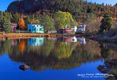 Conception Harbour Newfoundland