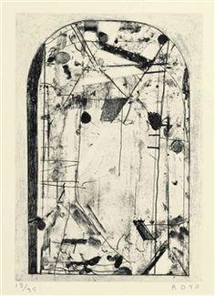 Domino I By Richard Diebenkorn ,1990
