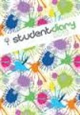 2013 Student Diary - A5 Week to View. Ideal to remember when homework is due to be handed in!