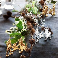 Rosendahl - Karen blixen Christmas. Retouch made by #creamwork.dk