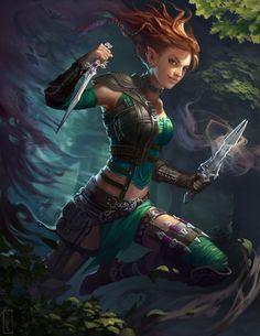 Neverwinter PCGamer Cover: Xuna by ~Arteche http://fc07.deviantart.net/fs71/f/2013/076/d/a/neverwinter_pcgamer_cover__xuna_by_arteche-d5yesxm.jpg