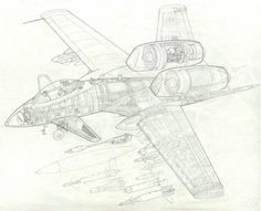 Polish - PZL 230F Skorpion (001) was an Ambitious 1980s Ground Attack Aircraft Design - Due to Budget Cuts it was Cancelled in 1994 - 1 Mockup Built (2)