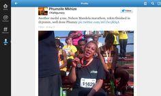 #Mandelamarathon #SocialMedia - 2013 Mandela Marathon Moments