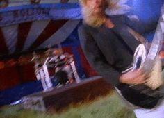 Steve Clark gif from Animal video Rock Rock, Hard Rock, Rock N Roll, Steve Clarke, Hair Metal Bands, Never See You Again, Animal Video, Vivian Campbell, Phil Collen