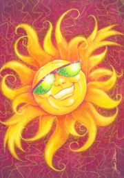 Fun Sun -- by: Janet Stever