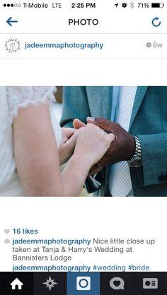 Jade Emma photography | wedding hands