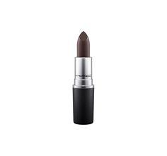 M·A·C Cosmetics: Lipstick in In My Fashion (matte darkened chocolate brown)