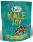 Enter on Gratitude Gourmet to Win 3 Bags of Kale Joy! http://www.gratitudegourmet.com/1/post/2012/12/enter-to-win-3-bags-of-kale-joy.html