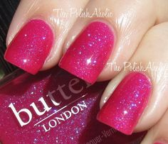Butter London-Disco Biscuit Just got this color!