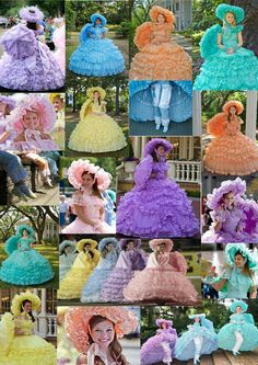 The Azalea Trail Maids, Mobile's southern belles!