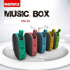 Loa Bluetooth RM-X2 Outdoor Remax
