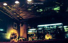 Würgeengel, die Cocktail Bar in Berlin Kreuzberg