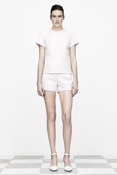T by Alexander Wang Spring 2013 Ready-to-Wear Collection Slideshow on Style.com
