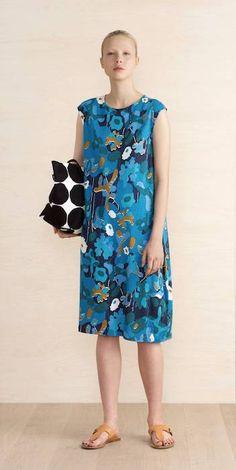 Klementine Dress - Marimekko Fashion - Summer 2016