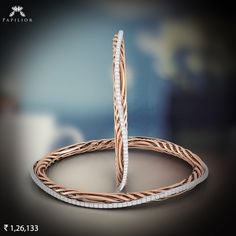 Diamond Bangle, Stylish Diamond Bangles Work hard, so you can shop harder… Price mention here is for single pic only. Gold Bangles Design, Jewelry Design, Designer Jewellery, Aquamarine Jewelry, Gold Jewelry, Diamond Bracelets, Jewelry Bracelets, Gold Bangle Bracelet, Pandora Jewelry