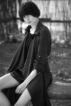 Anna Orman with Neva Models by Jan Malinowski