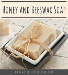 A basic cold process soap recipe, this soap is soothing with rich moisturizing benefits.