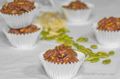 Low Carb Nutty Chocolate Cups