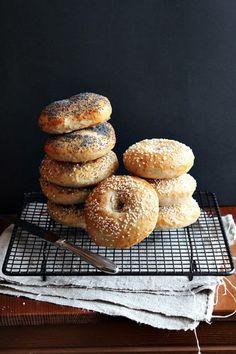 Bagels #recipe