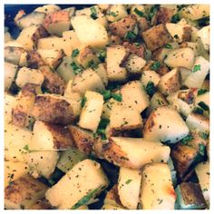 Low FODMAP Oven Roasted Potatoes Recipe