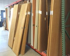 How to repurpose old doors. #DIY #WhyReStore